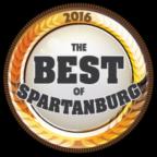 Best of Spartanburg Logo