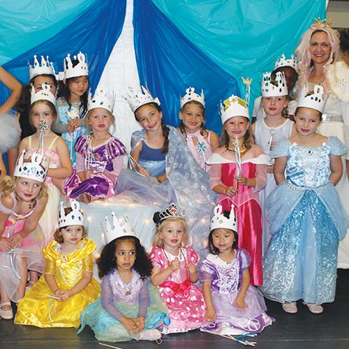 Birthday Princess Group